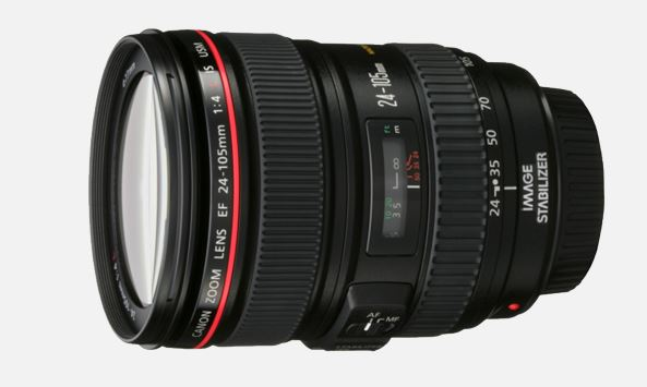Canon EF24-105mm F4L IS USM